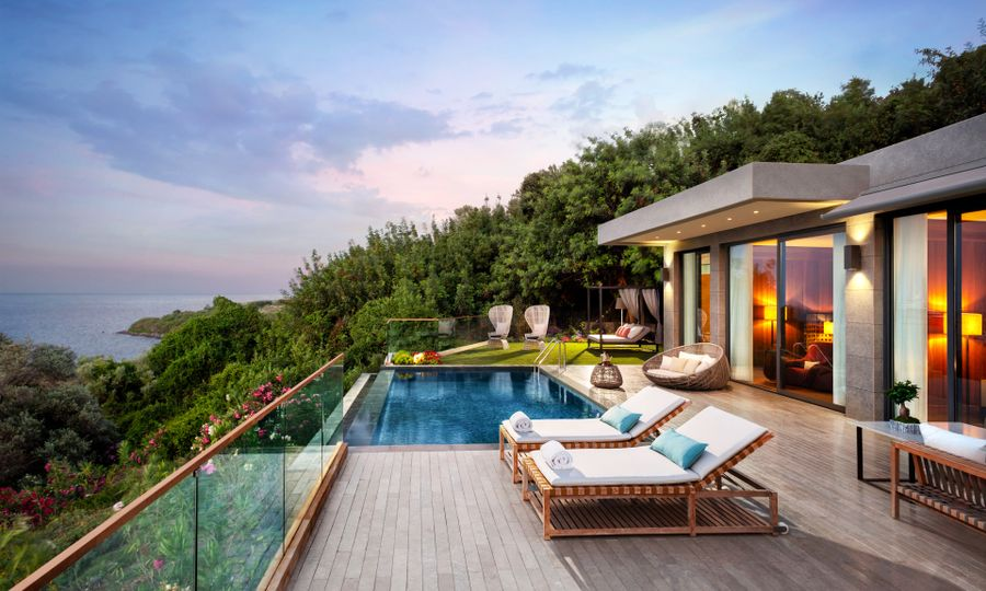 Hotel Mandarin Oriental, Bodrum - Booking & Info