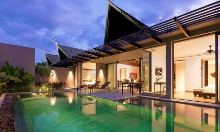 Three Bedroom Residence - Pool - Anantara Mai Khao Phuket Villas - Phuket
