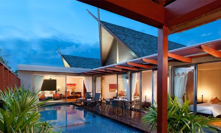 Two Bedroom Villa - Private Pool - Anantara Mai Khao Phuket Villas - Phuket