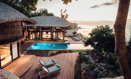 Villa Bajau Quatre Chambres avec Vue sur Océan - Suarga Padang Padang - Bali