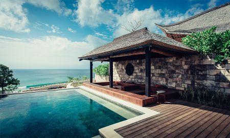 Villa Jurang Une Chambre avec Vue sur Océan - Suarga Padang Padang - Bali