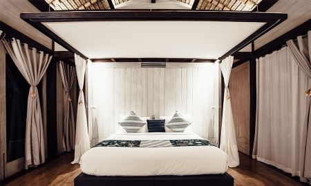 Suite Muso avec Lit Simple en Mezzanine et Terrasse - Suarga Padang Padang - Bali