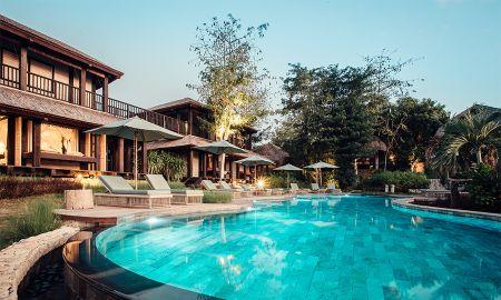 Villa Wantilan Trois Chambres avec Vue sur Océan - Suarga Padang Padang - Bali