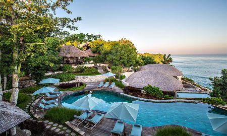 Suite Wantilan vec Vue sur Océan - Suarga Padang Padang - Bali