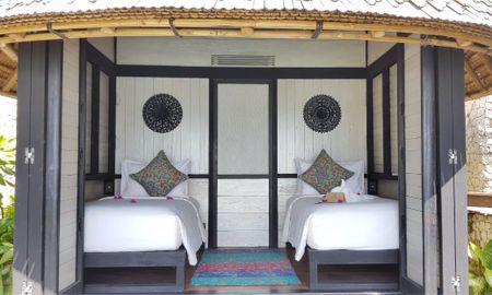 Chambre Bajau Cabana - Vue Mer - Suarga Padang Padang - Bali