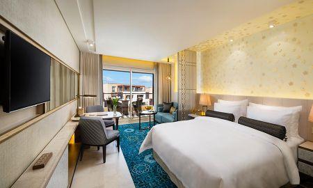 Chambre Deluxe Summerland Resort avec Vue - Summerland Kempinski Hotel & Resort Beirut - Beyrouth