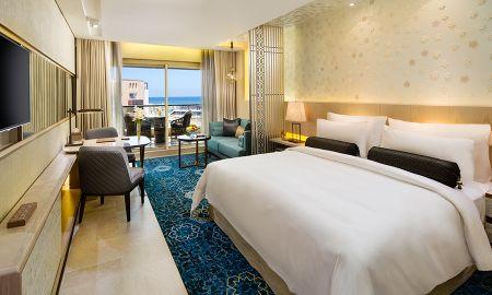 Chambre Deluxe - Vue Mer - Summerland Kempinski Hotel & Resort Beirut - Beyrouth