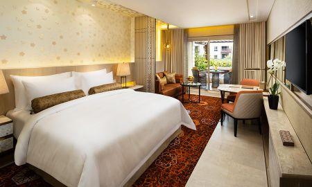 Chambre Grand Deluxe avec Jacuzzi Privée - Summerland Kempinski Hotel & Resort Beirut - Beyrouth