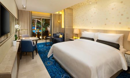 Chambre Grand Deluxe Piscine - Summerland Kempinski Hotel & Resort Beirut - Beyrouth