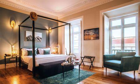 Suite Protocolar - Le Consulat - Lisboa