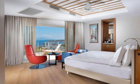 Camera Deluxe - Vista Mare - Regnum Escana Hotel - Bodrum
