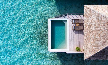 Villa Piscine Océan - Hurawalhi Island Resort - Maldives