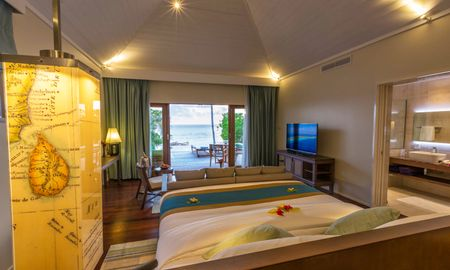 Villa Sunset Beach con Piscina - Hurawalhi Island Resort - Maldives