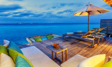 Villa Ocean Romantique - Hurawalhi Island Resort - Maldives