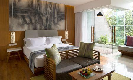 Deluxe Zimmer mit Gartenblick - Maya Sanur Resort & Spa - Bali