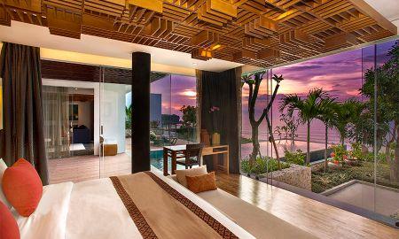 Villa Tres Habitaciones con Piscina - Frente al mar - Anantara Uluwatu Bali Resort - Bali