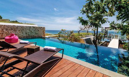 Villa dos Habitaciones con Piscina - Frente al mar - Anantara Uluwatu Bali Resort - Bali