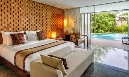 Suite Jardín con Piscina - Anantara Uluwatu Bali Resort - Bali