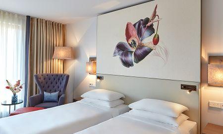Habitaciòn Deluxe - Hyatt Regency Amsterdam - Ámsterdam