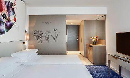Habitación Twin - Hyatt Regency Amsterdam - Ámsterdam