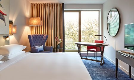 Quarto King - Hyatt Regency Amsterdam - Amsterdã