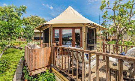 Beach Camp Tent - Menjangan Dynasty Resort - Bali