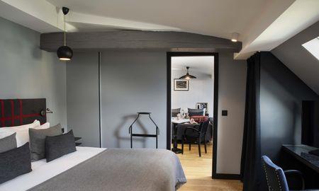 Suite Quadruple - Hotel Monsieur - Paris