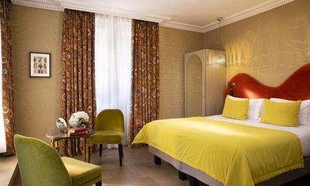 Chambre Deluxe Avec Terrasse - Hotel Monsieur - Paris
