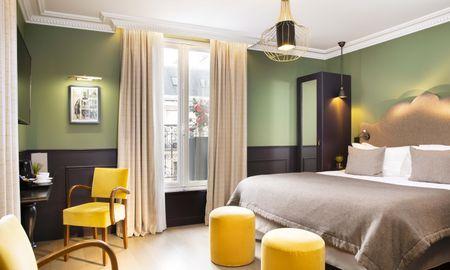 Chambre Deluxe - Hotel Monsieur - Paris