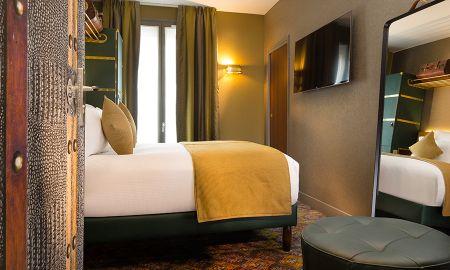 Chambre Quadruple - Hôtel Whistler - Paris