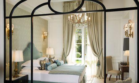 Suite avec terrasse - Relais Christine - Paris