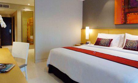 Chambre Jardin Familiale - Bali Dynasty Resort - Bali