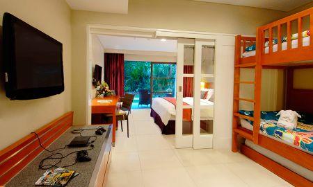 Chambre Attribuée à l'Arrivée - Bali Dynasty Resort - Bali