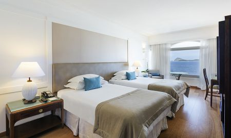 Chambre Luxury Twin - Vue Latérale sur Mer - Sofitel Rio De Janeiro Ipanema - État De Rio De Janeiro