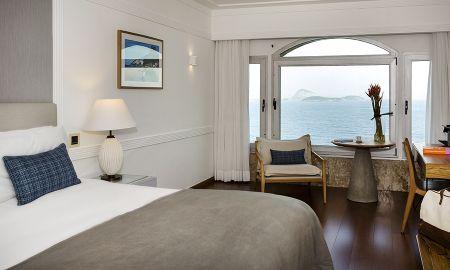 Quarto Luxury - Frente ao mar - Sofitel Rio De Janeiro Ipanema - Estado Do Rio De Janeiro