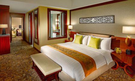 Suite Exécutive avec Vue Burj Khalifa - Dusit Thani Dubai - Dubai