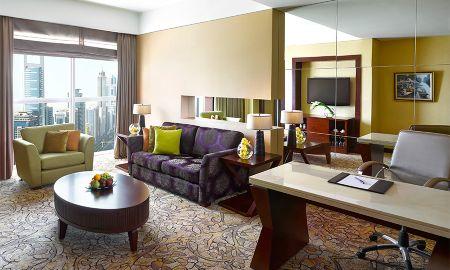 Suite Exécutive - Dusit Thani Dubai - Dubai