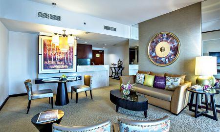 Suite Appartement Deux Chambres - Dusit Thani Dubai - Dubai