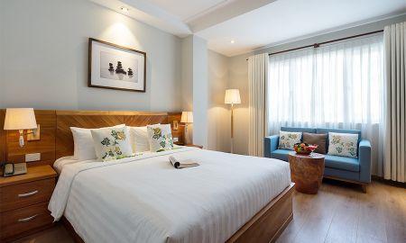 Chambre Deluxe Exécutive - Silverland Yen Hotel - Hô Chi Minh