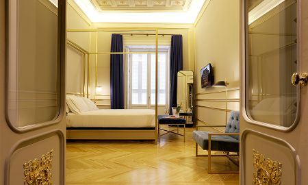 Suite Junior Axel - Axel Hotel Madrid - Adults Only - Madrid