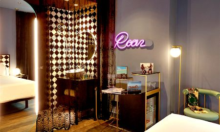 Camera Axel City - Axel Hotel Madrid - Adults Only - Madrid