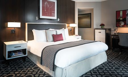 Quarto Superior King - Sofitel Lafayette Square Washington DC - Washington