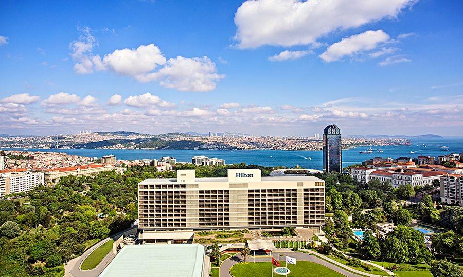 Hotel Hilton Istanbul Bosphorus Booking Info