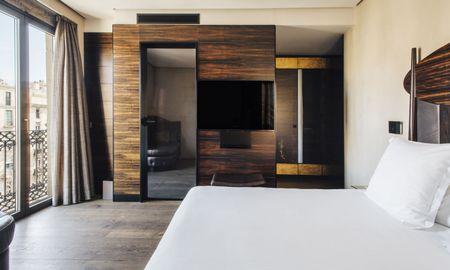 Chambre Deluxe - Bagués Monument Hotel - Barcelone