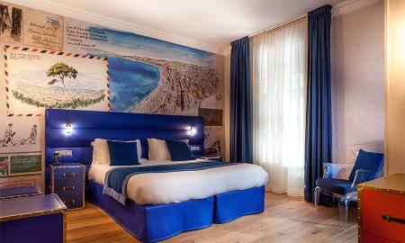 Chambre Quadruple - Hôtel Nice Excelsior - Nice