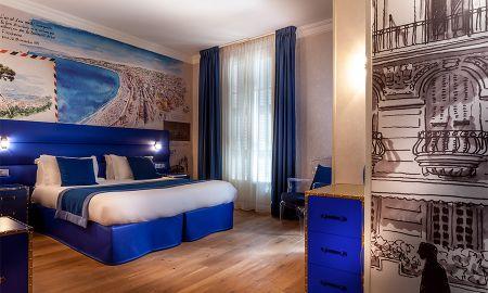 Chambre Supérieure Vue Jardin - Hôtel Nice Excelsior - Nice