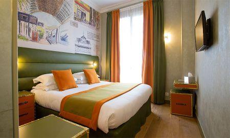 Chambre Classique Double - Hôtel Nice Excelsior - Nice