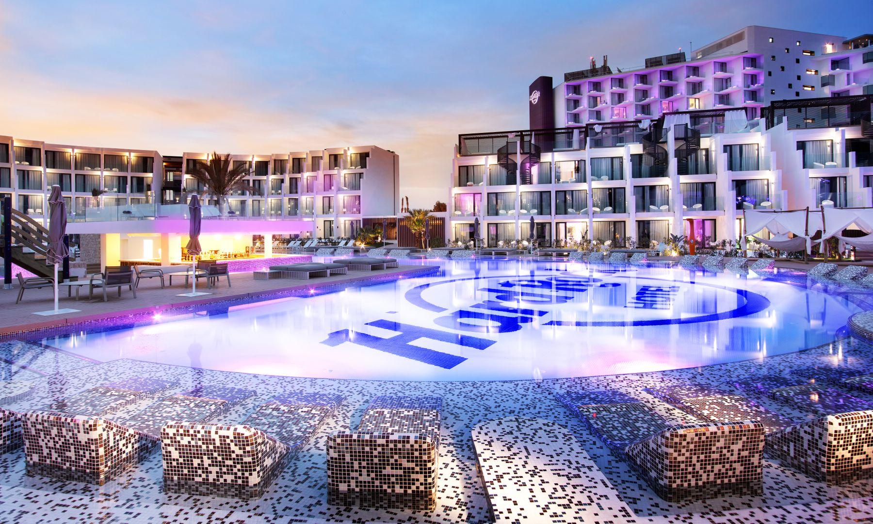 Hard Rock Hotel Ibiza - Balearic Islands