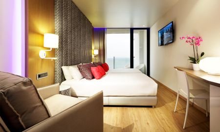 Deluxe Gold Room - Hard Rock Hotel Ibiza - Balearic Islands