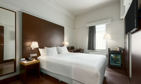 Standard Room Single Use - NH Atlanta Rotterdam - Rotterdam